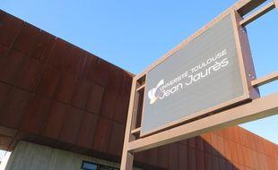 L'Université Jean-Jaurès, à Toulouse, campus du Mirail.