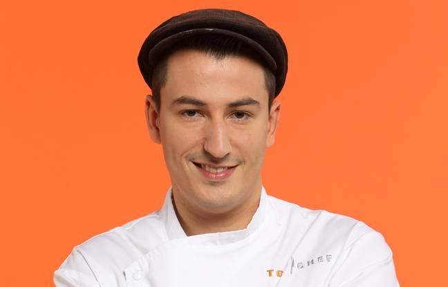 Jérémie Izarn, finaliste de «Top Chef», saison 8.