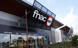 Un magasin Fnac-Darty, à Biganos, en Gironde. (archives)