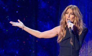 Céline Dion le 2 décembre 2015. Eric Jamison/Invision/AP