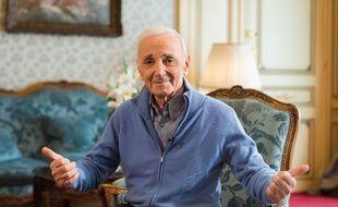 Les chansons de Charles Aznavour ont été une source inépuisable d'inspiration pour les rappeurs.