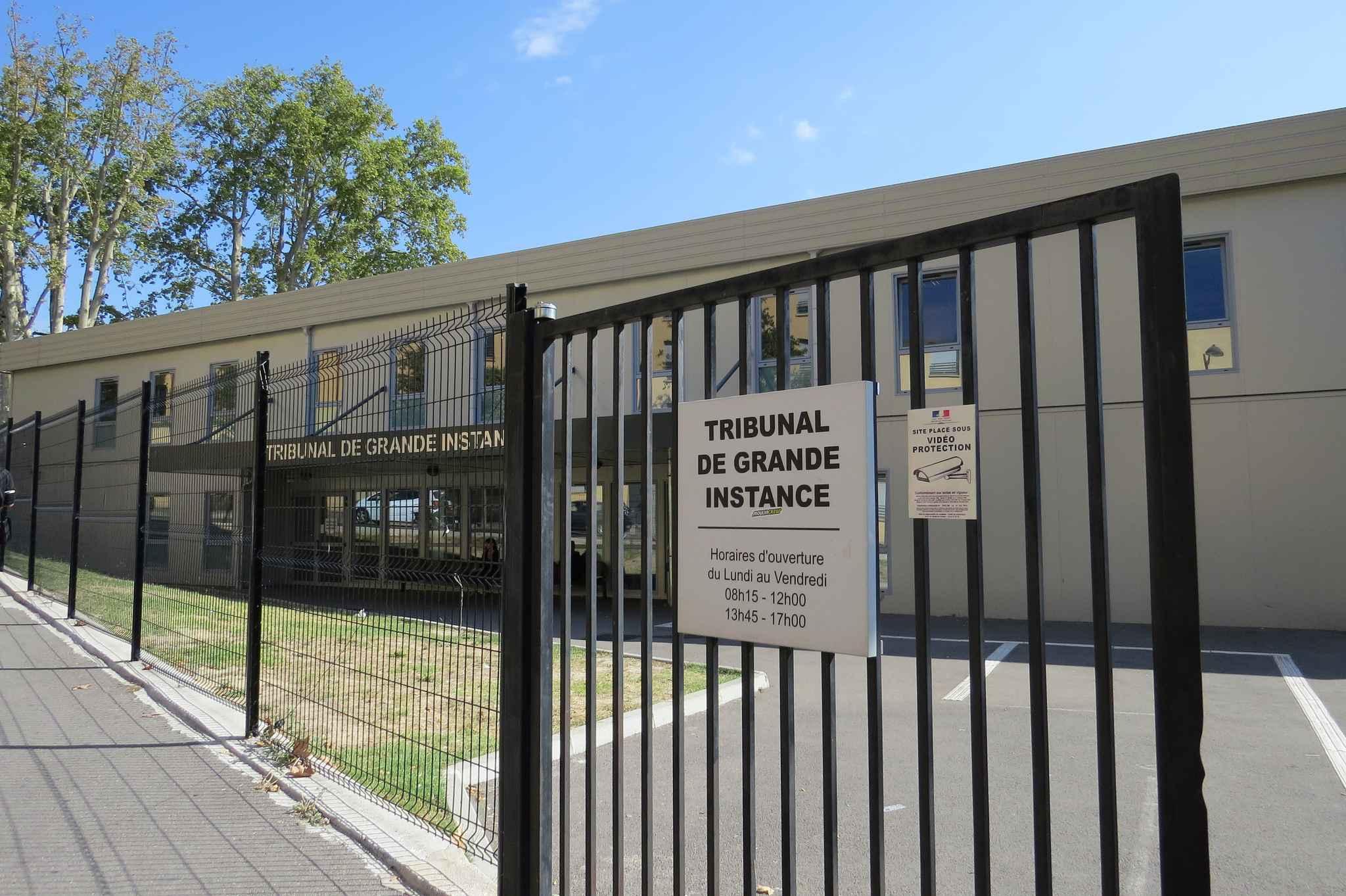 Aix en provence le proc s d 39 un palais de justice promis - Tribunal d instance salon de provence ...