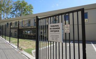 Le TGI d'Aix-en-Provence
