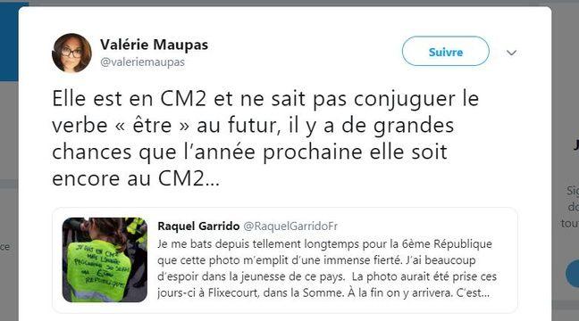 Gilets Jaunes A Paris Une Elue Se Moque D Une Petite Fille Sur Twitter Et Suscite L Indignation