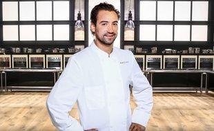 Pierre Augé, gagnant de «Top Chef» 2014.