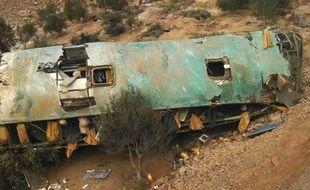 Un accident d'autobus est survenu dans le sud du Pérou
