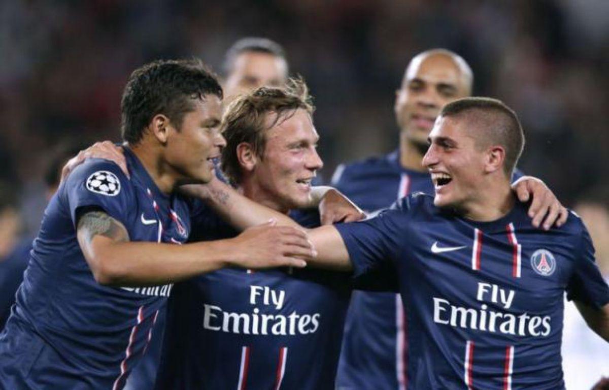 Le Paris SG, très nettement supérieur à un Dynamo Kiev battu 4-1, a réussi mardi ses retrouvailles avec la Ligue des champions et a montré qu'il avait sa place à ce niveau et le droit d'y nourrir des ambitions. – Kenzo Tribouillard afp.com