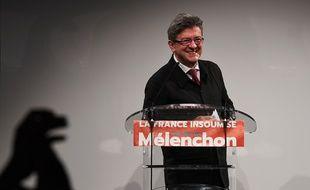 Jean-Luc Mélenchon le 11 juin 2017.