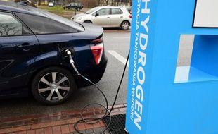 A quand de l'hydrogène vert pour faire rouler les voitures?