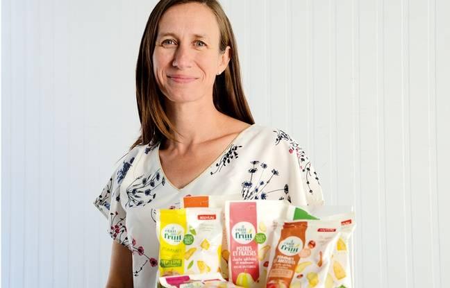 Laure Vidal a créé Il était un fruit en 2014.