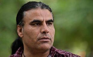 Abdul Aziz est un réfugié afghan de 48 ans qui habite à Christchurch.