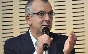 Vice-président de la région Bretagne chargé de l'environnement, Thierry Burlot sera candidat aux régionales.