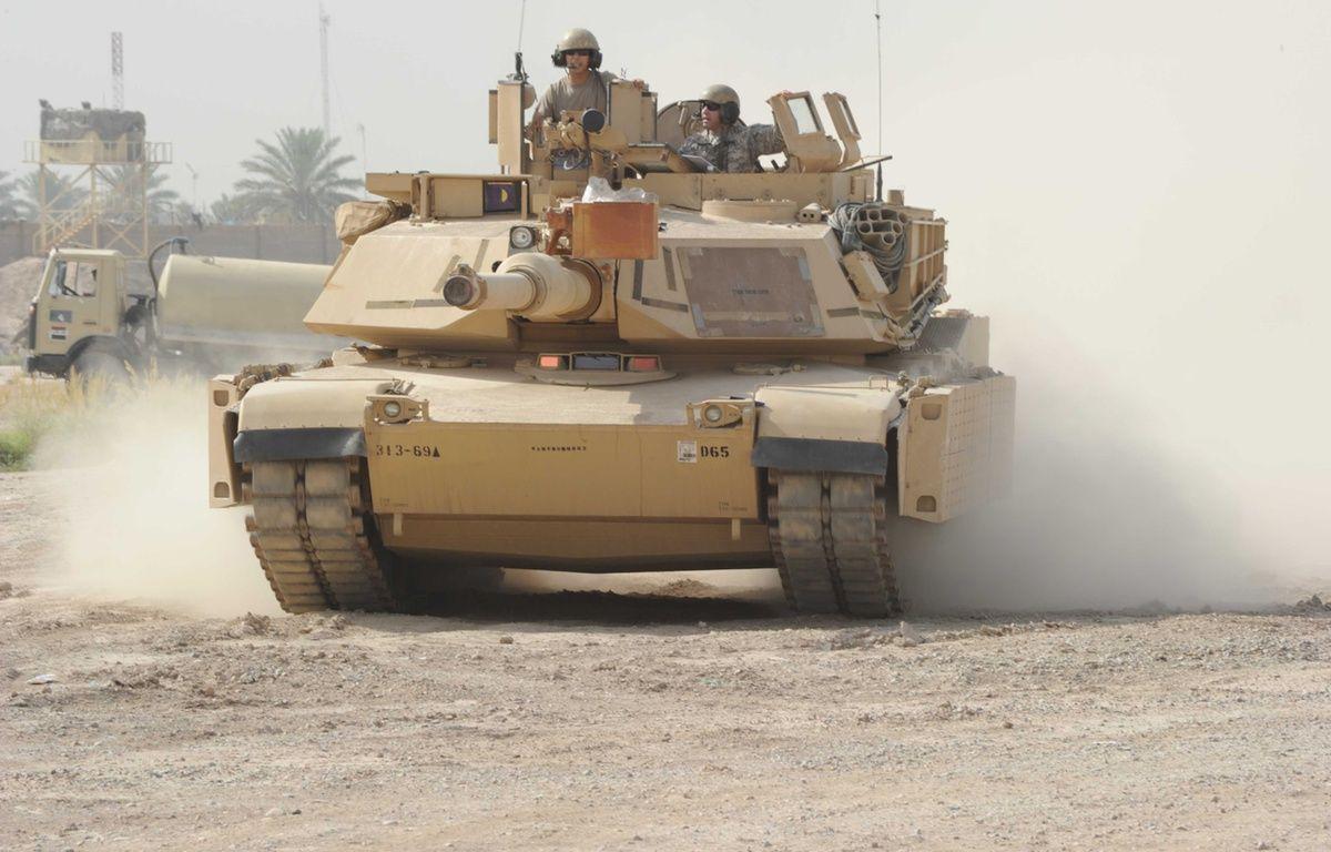 Les Etats-Unis vont notamment fournir des chars Abrams à l'Arabie saoudite (illustration). – SIPA USA/SIPA