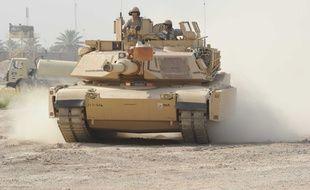 Les Etats-Unis vont notamment fournir des chars Abrams à l'Arabie saoudite (illustration).