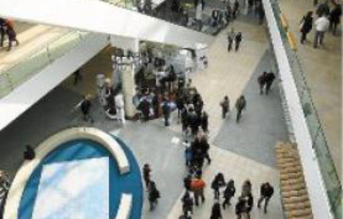 Le centre commercial a enregistré 2,5millions de visiteurs. –  C. VILLEMAIN/20 minutes