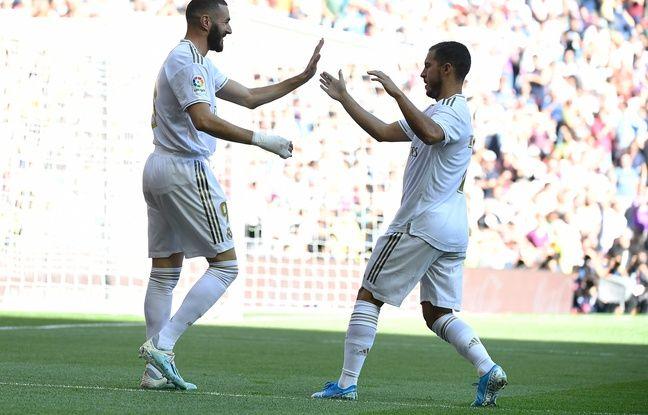 Belgique: «Il n'est pas si gros», Roberto Martinez répond avec humour aux critiques sur le poids d'Eden Hazard
