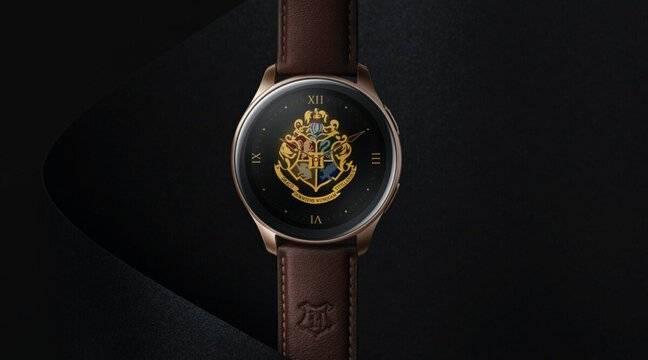 OnePlus lance une montre connectée inspirée par l'univers d'« Harry Potter »