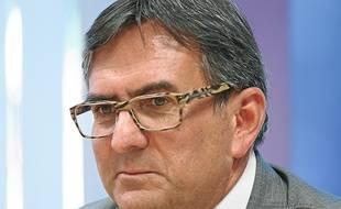 Le nouveau président de la RTM, Maxime Tommasini, lundi matin.