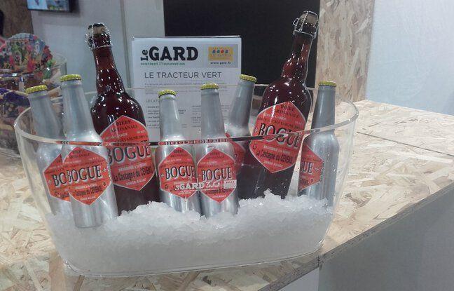 La Bogue, une bière gardoise à base de châtaignes