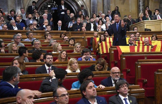 nouvel ordre mondial | VIDEO. Catalogne: Le parlement déclare l'indépendance