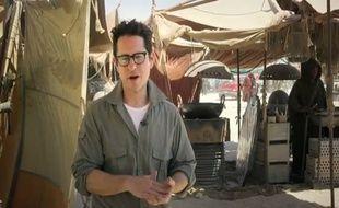 Dans une vidéo rendu publique ce mercredi, J.J Abrams fait une annonce qui a de quoi faire saliver les fans de Star Wars.
