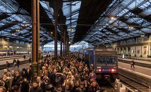 Les syndicats de la SNCF avaient rendez-vous avec l'exécutif pour une première réunion de concertation