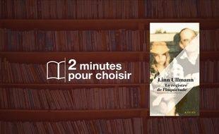 «Le registre de l'inquiétude» par Linn Ullmann chez Actes Sud (384 p., 23€).