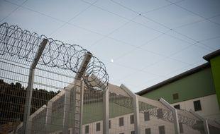 La prison des Baumettes, à Marseille
