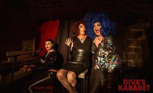 Les artistes burlesques du Kabaret, à retrouver ce soir