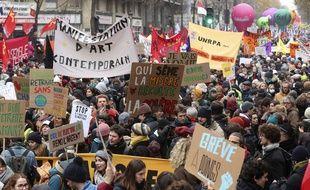Manifestation du 5 décembre