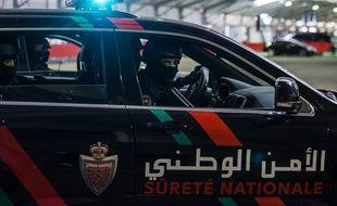 Une voiture de police marocaine (illustration).
