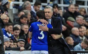 Carlo Ancelotti est le nouveau coach d'Everton.