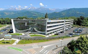L'américain Mentor Graphics est installé depuis 1988 à Montbonnot.