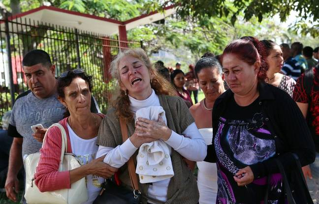 nouvel ordre mondial   Cuba: Enquête et deuil après le crash qui a tué 110 personnes