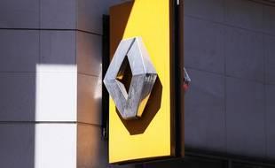 Une enseigne de Renault. (illustration)