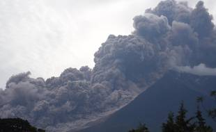 L'éruption du Volcan de Feu, au Guatemala, a fait au moins 73 morts.