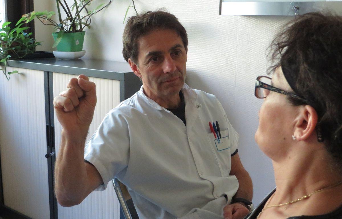 L'EMDR, technique qui consiste à créer des mouvements oculaires rapides pour soigner des traumatismes, est de plus en plus utilisée à Lyon.  – C. Girardon / 20 Minutes