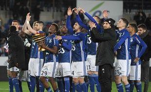 Le tenant du titre Strasbourg se déplacera à Nantes en 8es.