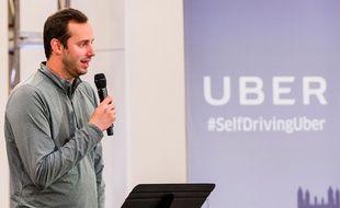 L'ex-cadre de Google Anthony Lewandowski avait rejoint Uber en 2016 avant d'être licencié en 2017.