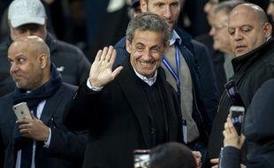 Nicolas  Sarkozy a été président de la République de 2007 à 2012.
