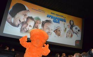 L'avant-première du film de Rémi Gaillard, en 2014, au cinéma CGR de Lattes.