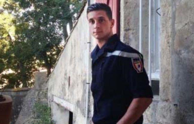 Jérémy, le sapeur-pompier héraultais mort le 21 septembre.