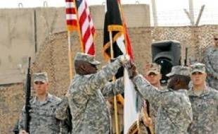 150 soldats américains resteront en Irak après le 31 décembre.