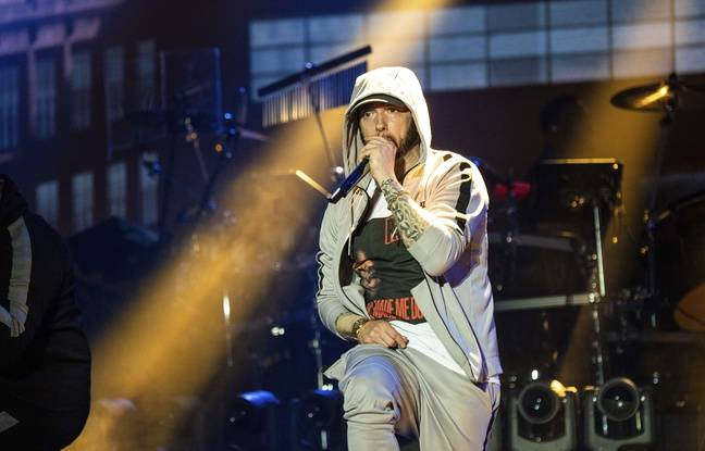 Surprise ! Eminem sort un nouvel album, « Music to Be Murdered By »