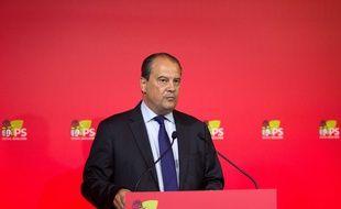 Jean-Christophe Cambadélis, Premier secrétaire du PS démissionnaire, le 18 juin 2017 à Paris