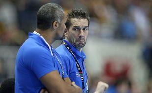 Didier Dinart cède sa place à Guillaume Gille