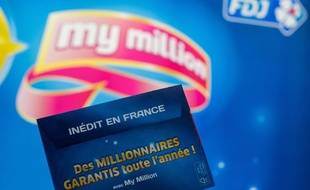 Euro Millions, illustration.