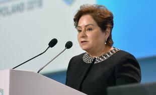 Patricia Espinosa, la responsable climat de l'ONU a reconnu que les discussion climat préalables à la Cop26 s'étaient achevées  sans progrès notable.