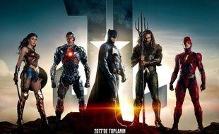 « Justice League », au cinéma le 15 novembre 2017 avec plusieurs héros de DC comics.