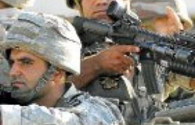 Un commando libanais à Tripoli.